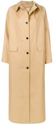 Kassl Editions Maxi Trenchcoat