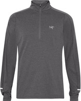 Arc'teryx - Cormac Stretch-jersey Half-zip Top