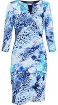 Gina Bacconi Mikelle Jersey Dress