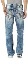 Rock Revival Men's Young J203 Straight Cut Jeans