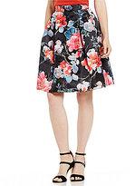 Antonio Melani Bronx Jacquard Skirt