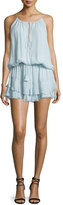 Elizabeth and James Kenji Sleeveless Mini Dress, Dew