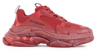 Balenciaga Triple S Clear Sole trainers