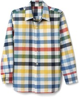 Gap Oxford long sleeve shirt