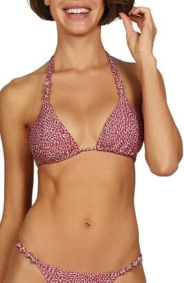 Vix Paula Hermanny Paula Triangle Bikini Top