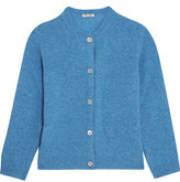 Miu Miu Wool Cardigan - Blue