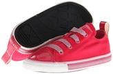 Converse Convere Kid Chuck Taylor All Star Glitter Stretch Lace Slip-Ox Girl Shoe