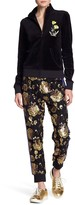 Juicy Couture Sequin Embellished Track Pants