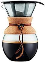 Bodum 34 oz. Pour Over Coffeemaker - Cork