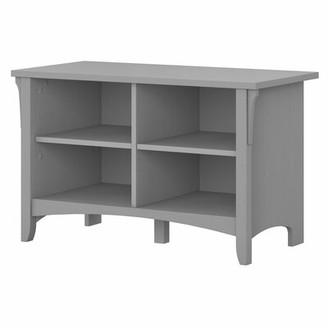 Three Posts Salina Storage Cabinet Color: Cape Cod Gray