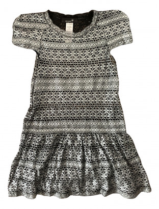 Isabel Marant Silver Lace Dresses