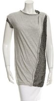 3.1 Phillip Lim Sleeveless Embroidered Tunic