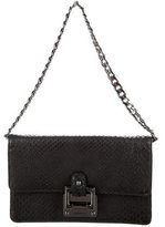 Barbara Bui Snakeskin Shoulder Bag