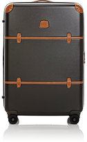 "Bric's Men's Bellagio 30"" Spinner Trunk-DARK GREEN"