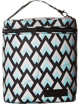 Ju-Ju-Be Onyx Collection Fuel Cell Insulated Bottle and Lunch Bag Bags