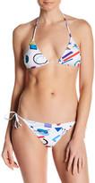 Sandro Triangle Top 2-Piece Bikini