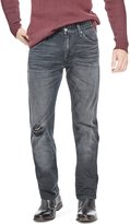 GUESS Men's Smith Regular Straight Jeans