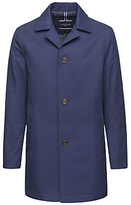 Tommy Hilfiger Liam Tailored Overcoat, Blue