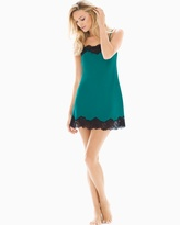 Soma Intimates Sleep Chemise Green Envy