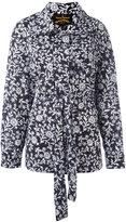 Vivienne Westwood flower print shirt - women - Cotton - S
