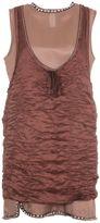 N°21 N 21 Crinkle Trim Dress