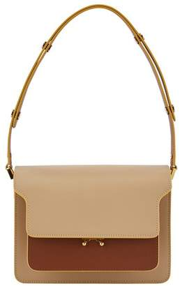 Marni Trunk crossbody bag