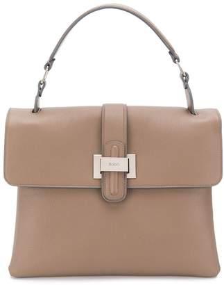 Rodo large flap-closure tote bag
