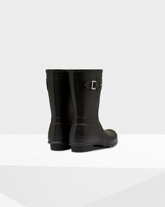 Hunter Women's Original Forests Short Rain Boots