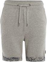 Jack & Jones Floral Trim Sweat Shorts