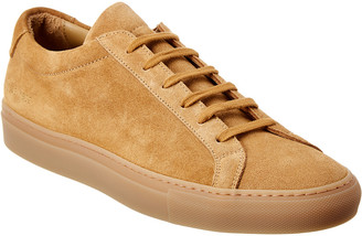 Common Projects Achilles Low Suede Sneaker