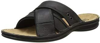 TBS Men's Benaix Open Toe Sandals,43 EU
