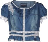 Ermanno Scervino Denim shirts - Item 42561267