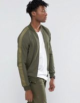 adidas Brand Pack Track Jacket In Green AY9304