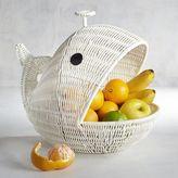 Pier 1 Imports Whale Fruit Bowl