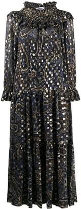 P.A.R.O.S.H. Seth paisley print maxi dress
