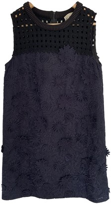 Sea New York Navy Polyester Dresses
