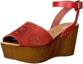Seychelles Women's Stormy Wedge Pump