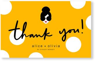 Alice + Olivia Thank You E-Gift Card