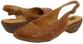 Spring Step Balboa (Medium Brown Leather) - Footwear