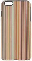 Paul Smith Multi Stripe Iphone 6 Plus Case