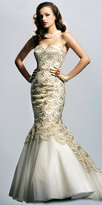 Ivory Stunning Evening Gowns  by Sherri Hill