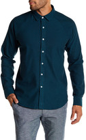Tavik Danforth Trim Fit Oxford Woven Shirt