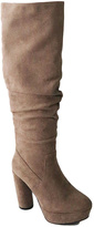Bamboo Taupe Good Vibes Boot