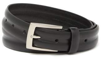 Trafalgar Fe Trumpto Leather Belt