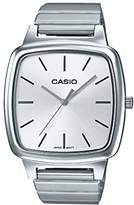 Casio Collection – Unisex Analogue Watch with Stainless Steel Bracelet – LTP-E117D-7AEF