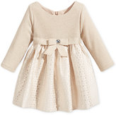 Bonnie Baby Brocade Dress, Baby Girls (0-24 months)