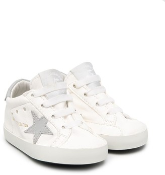 Bonpoint Star Print Low-Top Trainers