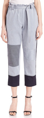 Tome Patchwork Pant