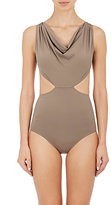 Rick Owens Women's Cutout One-Piece Swimsuit