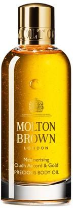 Molton Brown Mesmerizing Oudh Accord & Gold Precious Body Oil